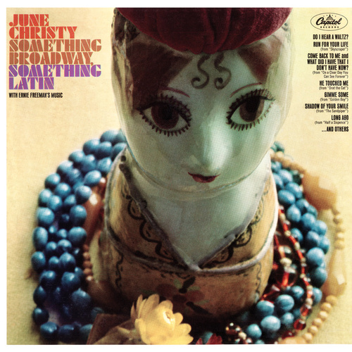 Something Broadway, Something Latin by June Christy