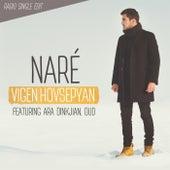Naré (Radio Edit) [feat. Ara Dinkjian] de Vigen Hovsepyan