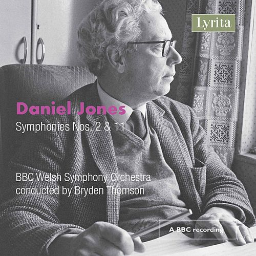 Jones: Symphonies Nos. 2 & 11 by Bryden Thomson