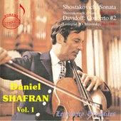 Daniel Shafran, Vol. 1: Shostakovich & Davidov de Daniel Shafran
