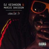 Legalize It by DJ Keshkoon