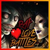 Jeff the Killer X Jane the Killer - Love Battles de Kronno Zomber