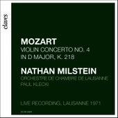 Nathan Milstein - Mozart 4 de Nathan Milstein