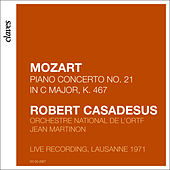 Robert Casadesus - Mozart 21 by Robert Casadesus