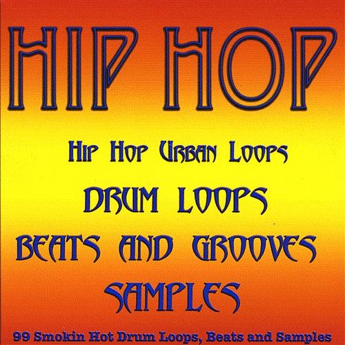 Hip Hop R&B Drum Loops by 99 Smokin Hot Drum Loops
