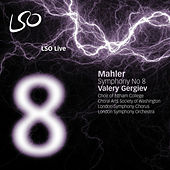 Mahler: Symphony No. 8 by Valery Gergiev