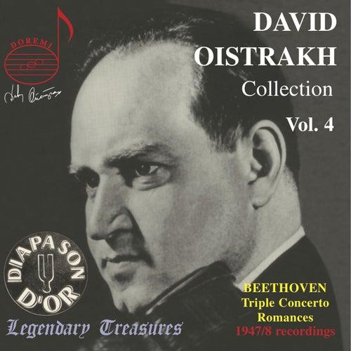 David Oistrakh Collection Vol. 4 by David Oistrakh
