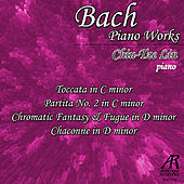 Bach: Piano Works by Chiu-Tze Lin