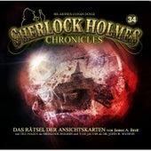 Folge 34: Das Rätsel der Ansichtskarten von Sherlock Holmes Chronicles