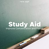 Study Aid - Relaxing Background Music to Improve Concentration and Focus de Various Artists