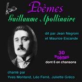Poèmes : Guillaume Apollinaire (30 poèmes et 6 chansons) de Various Artists