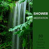 Shower Meditation - 50 Pure Healing Water Sounds and Relaxing Zen Songs for Good and Positive Mood, Relaxation and Wellness by Meditation Music Guru