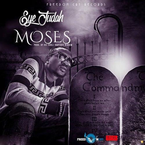 Moses by Eye Judah