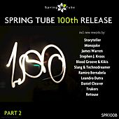 Spring Tube 100th Release, Pt. 2 by Various Artists