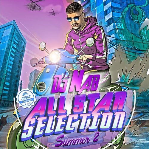 All Star Selection Summer 2 (Mixtape) by DJ Nab