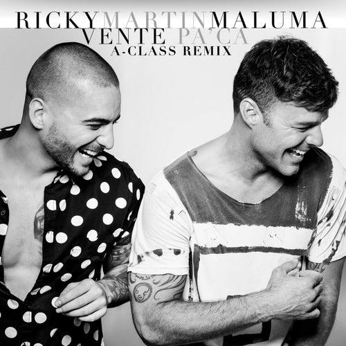 Vente Pa' Ca (A-Class Remix) de Ricky Martin