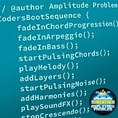Coder's Boot Sequence by Amplitude Problem