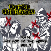 Salsa Hip Hop to the World, Vol. 1 by Don Goliath