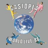 Casiopea World Live '88 de Casiopea
