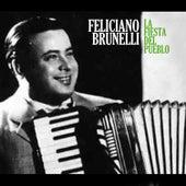 La Fiesta del Pueblo by Feliciano Brunelli