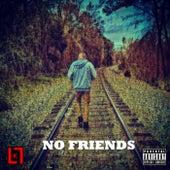 No Friends by John Will