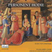 Personent Hodie: Music for Christmas by Christopher Eastwood