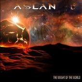 The Weight Of The World de Aslan