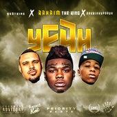 Yeah (feat. Beatking & Doublekupdave) by Rahaim the King