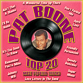 Top 20 Most Popular Tracks by Pat Boone