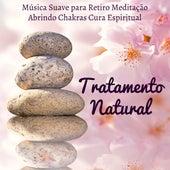 Tratamento Natural - Música Suave para Retiro Meditação Abrindo Chakras Cura Espiritual com Sons New Age da Natureza de Relaxamento