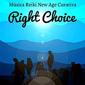 Right Choice - Música Reiki New Age Curativa para Limpieza de Chakras Meditación Profunda Aprender A Estudiar con Sonidos Relajantes Instrumentales by Asian Music Academy