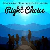 Right Choice - Musica Zen Strumentale Rilassante per Capacità Cognitive Equilibrare Chakra Fasi del Sonno con Suoni Meditativi della Natura by Asian Music Academy
