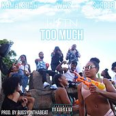 Too Much (feat. J Woods) by W$tn