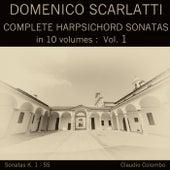 Domenico Scarlatti: Complete Harpsichord Sonatas in 10 volumes, Vol. 1 by Claudio Colombo