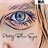 Pretty Blue Eyes by Dia