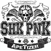 ApeTizer - EP by Shaka Ponk