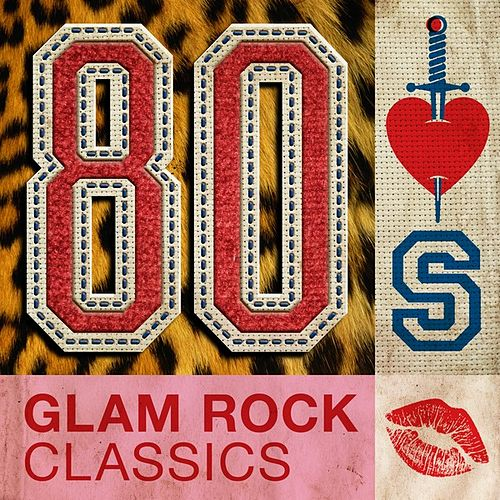 80´s Glam Rock Classics by Various Artists