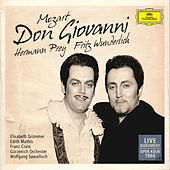 Don Giovanni by Wolfgang Sawallisch