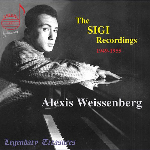 The Sigi Weissenberg Recordings 1949-1955 by Alexis Weissenberg