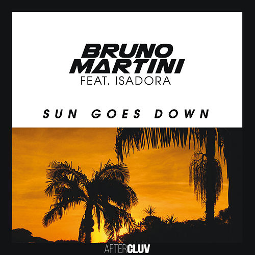 Sun Goes Down by Bruno Martini