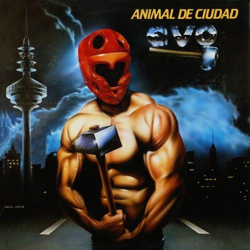 Animal de ciudad by Evo
