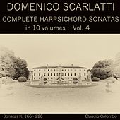 Domenico Scarlatti: Complete Harpsichord Sonatas in 10 volumes, Vol. 4 by Claudio Colombo