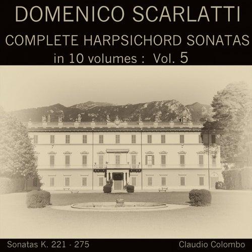 Domenico Scarlatti: Complete Harpsichord Sonatas in 10 volumes, Vol. 5 de Claudio Colombo