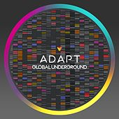 Global Underground: Adapt (Mixed) de Various Artists