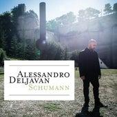 Schumann: Fantasia, Op. 17, Papillons, Op. 2 & Gesänge der Frühe, Op. 133 by Alessandro Deljavan