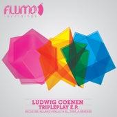 Tripleplay by Ludwig Coenen