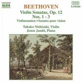 Violin Sonatas, Op. 12, Nos. 1 - 3 di Ludwig van Beethoven