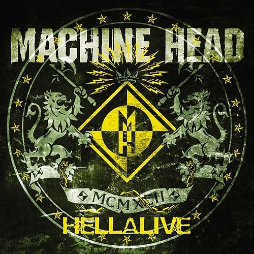 Hellalive von Machine Head