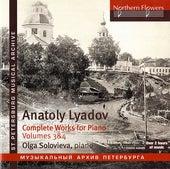 Liadov: Complete Works for Piano, Vols. 3 & 4 de Olga Solovieva