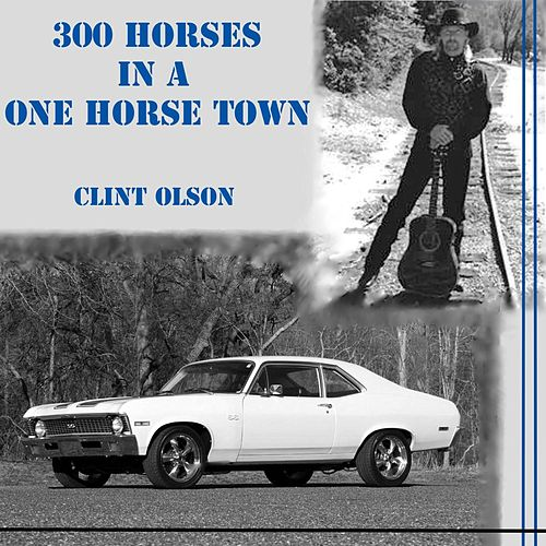 300 Horses In A One Horse Town By Clint Olson